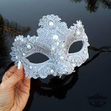 masquerade mask masquerade ball masks silver lace by