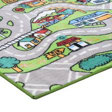 fun rugs fun time country road area rug reviews wayfair