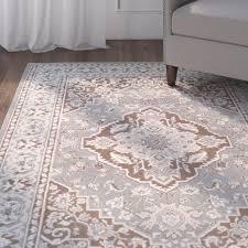 amazing home design glamorous gray and brown area rug in astoria grand vassar reviews wayfair