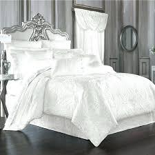 Gold Twin Bed White Bed Set Full Bedding Plain White Comforter Full ...
