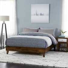 Bed Frame Cal King Wood | eBay