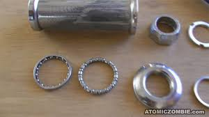 bike ball bearings. this basic tutorial will demonstrate how to remove, grease, and assemble bicycle ball bearings. although the bearings in a vary size from bike k