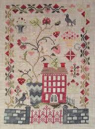 Blackbird Designs Cross Stitch Charts Strawberry Fields Forever Blackbird Designs Cross Stitch