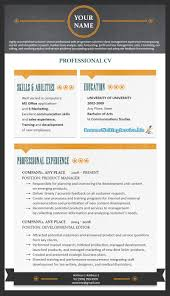Resume Format Template 2015 Therpgmovie