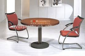 small office conference table. wooden round meeting tablesmall visitor table office conference small i