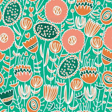 Colorful Patterns Enchanting Colorful Seamless Floral Pattern By Juliakuz GraphicRiver