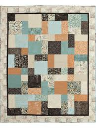 This could be a good pattern for Rachel to make...Fat Quarter ... & Fat quarter friendly quilt that's perfect for a beginner! Use a fat quarter  collection to make this fast and easy quilt in a weekend. Adamdwight.com
