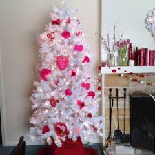 ... Foxy Ideas From Pictures Of White Christmas Trees Decorated :  Delightful Decorating Ideas Using Rectangular White ...