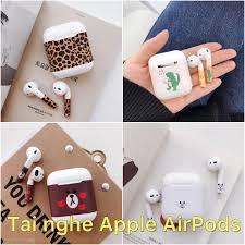 Decal skin trang trí hộp sạc và tai nghe Apple Airpods chống bẩn, hình ảnh  độc đáo Tai nghe Apple AirPods giá rẻ giảm chỉ còn 17,500 đ