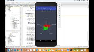 Android Create A Radar Chart With Mpandroidchart