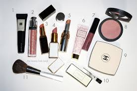 what s in your makeup bag now