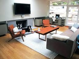 mid century modern area rug rugs