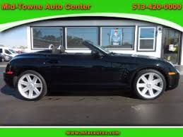 chrysler crossfire convertible for sale. 2006 chrysler crossfire chrysler crossfire convertible for sale