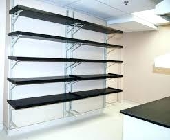 helves heavy duty wall shelf brackets mount