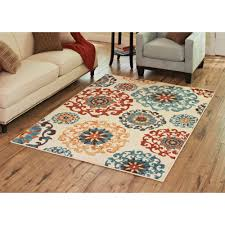 Walmart Living Room Rugs Better Homes And Gardens Suzani Area Rug Or Runner Walmartcom