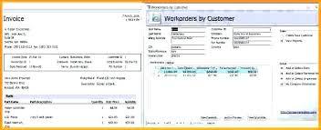 Template Access Database Computer Repair Shop Software Templates