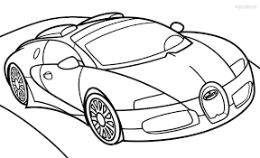 Searching for a coloring page? Bugatti Divo Coloring Pages Supercars Gallery