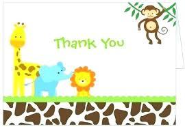 Birthday Thank You Card Template Digitalhustle Co