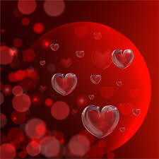 wallpaper love heart free download. Red Glossy Heart Background To Wallpaper Love Free Download