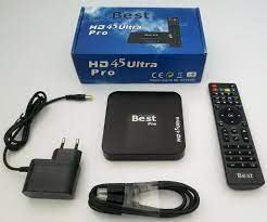 Smart TV Android BEST HD 45 Pro Box, Mini PC,