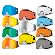 Scott Usa Clear Lexan Replacement Lens Mx Voltage R Goggles 206691 043 556107