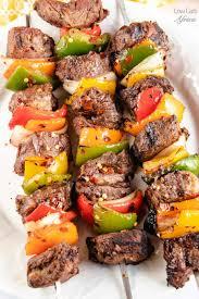 shish kebab low carb africa