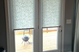 Window Blinds ~ Transom Window Blinds Good Roller For French Doors ...