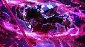 Tanjiro Kamado Cool Anime Wallpaper, HD ...
