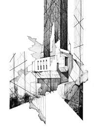 Best Architecture Drawing Plan Ideas Only On Pinterest
