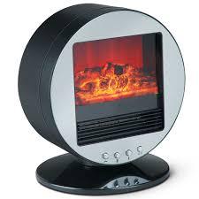3d motion fireplace desktop heater