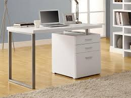 furniture for computers at home. White Desk For Home Office Furniture Computers At