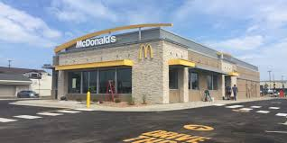 new mcdonalds building. Exellent Mcdonalds McDonaldu0027s New Hightech Location Opens Thursday Inside New Mcdonalds Building D