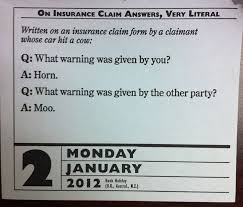 funny auto insurance joke