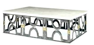 outdoor stone coffee table interesting atlas modern coffee table in for your condo
