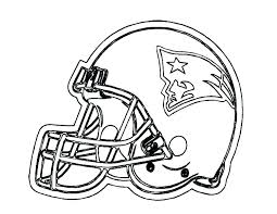 Coloring Pages Children Page Football Picture Free Printable Logo