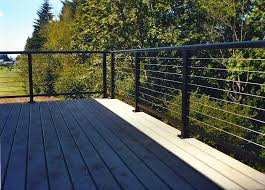 Types of deck railings Composite Image Of New Steel Deck Railing Ideas Rebuttonco Types Of Steel Deck Railing Stopqatarnow Design