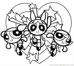 Powerpuff Girl Coloring Pages Girls Coloring Pages Powerpuff Girl Z