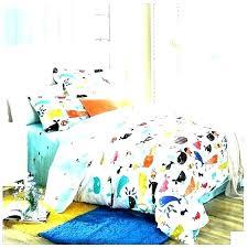 rainbow pastel crib bedding set baby sets