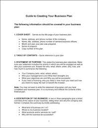 simple business model template simple business plan template word templates
