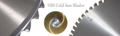 Cold Saw Blade Chart Metal Tech