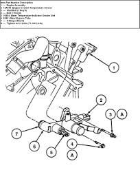 2000 Taurus Engine Diagram