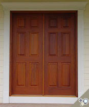 Double Doors for Exterior Interior Applications YesterYears