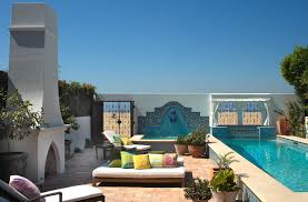 Exceptional Spanish Colonial Beach House In Santa Monica