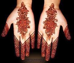 Tetování Hennou Hennalamdacz