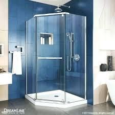 sublime oil rubbed bronze shower door frame showers angle shower prism angle shower enclosure white base kit angle shower sizes frameless gl shower door
