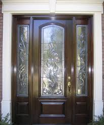 Fine Glass Front Doors T With Simple Ideas