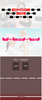 Best Font For Banner Design Banner Font Is Here Specially For Title And Heading Easy