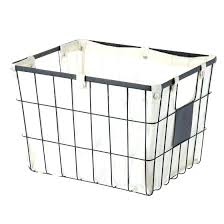 closetmaid wire basket wire basket with liner better homes and gardens medium wire basket with chalkboard