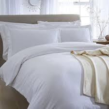 stowe king superking flat sheet brushed organic cotton