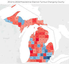 Presidental Election Results The Impact Of Voter Turnout 2016 Presidential Election Results By